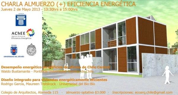 Charla - Almuerzo (+) Eficiencia Energética